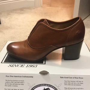 Frye Shoes - Frye Stella Women's Heeled Loafers